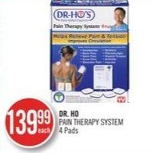 Dr.hd Pain Therapy System