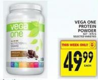 Vega One Protein Powder