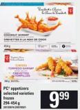 PC Appetizers - 294-454 g