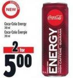 Coca-cola Energy 310 ml