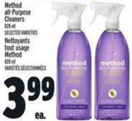 Method All-purpose Cleaners 828 ml