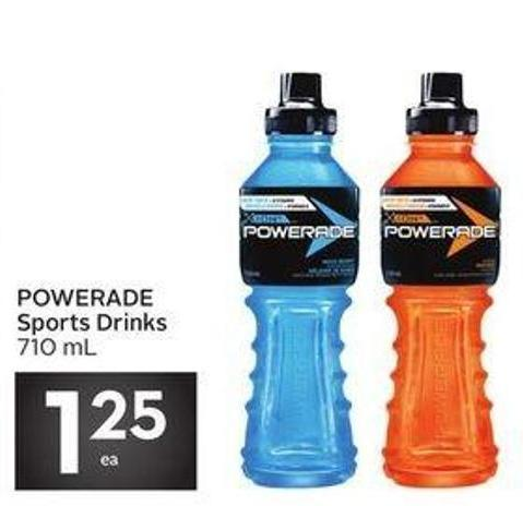 Powerade Sports Drinks