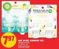 Air Wick Scented Oil - 2 X 20/21 mL