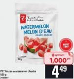 PC Frozen Watermelon Chunks - 500 G