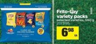 Frito-lay Variety Packs - 560 g