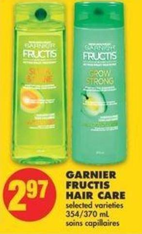 Garnier Fructis Hair Care - 354/370 Ml