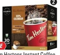 Tim Hortons and Mccafe Coffee Pods - 30-ct