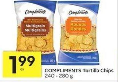 Compliments Tortilla Chips