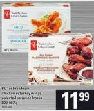 PC Or Free From Chicken Or Turkey Wings - 800-907 g