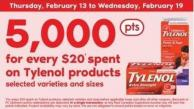 Tylenol Products