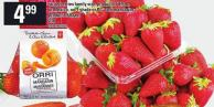 Strawberries Family Size Or PC Orri Mandarins - 2 Lb