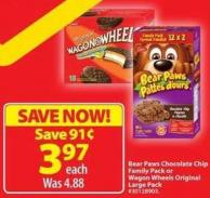 Wagon Wheels Original Large Pack