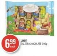Lindt Easter Chocolate 100 g