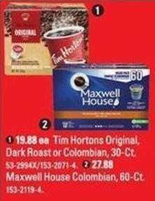 Maxwell House Colombian