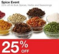 Spice Event