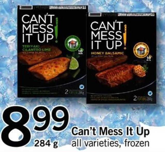 Can't Mess It Up - 284 G