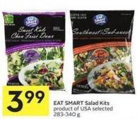 Eat Smart Salad Kits