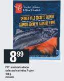 PC Smoked Salmon - 150 g
