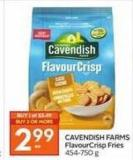 Cavendish Farms Flavourcrisp Fries