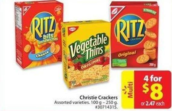 Christie Crackers
