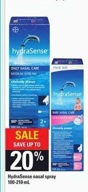 Hydrasense Nasal Spray
