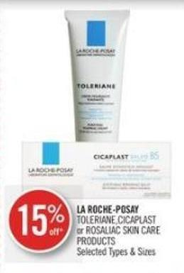 La Roche-posay Toleriane - Cicaplast or Rosaliac Skin Care Products