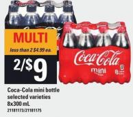 Coca-cola Mini Bottle
