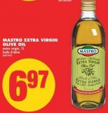 Mastro Extra Virgin Olive Oil - 1l