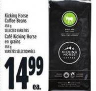 Kicking Horse Coffee Beans 454 g