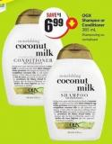 Ogx Shampoo or Conditioner 385 mL