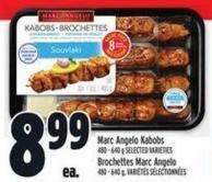 Marc Angelo Kabobs
