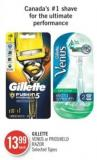 Gillette Venus or Proshield Razor