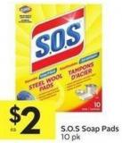 S.o.s Soap Pads