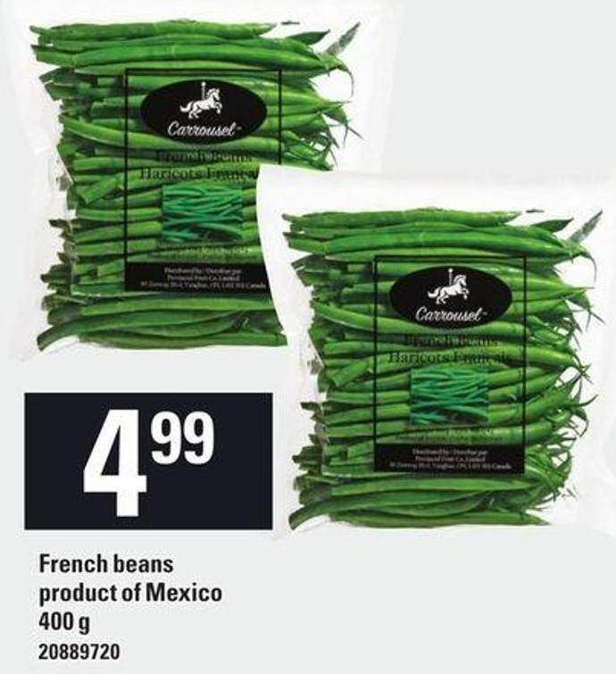 French Beans - 400 g