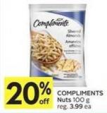 Compliments Nuts