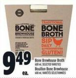 Bone Brewhouse Broth