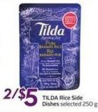 Tilda Rice Side Dishes