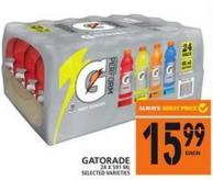 Gatorade - 24 X 591 mL