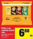 Frito-lay Variety-pack Mix - 394-560 g