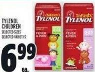 Tylenol Children
