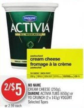 Heluva Good!dip (250g) - Dairyland Cottage Cheese (500g) or Sour Cream (500ml)