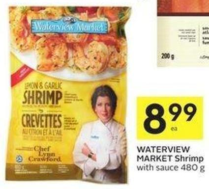 Waterview Market Shrimp With Sauce 480 g
