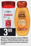 L'oréal Hair Expertise - Garnier Whole Blends Or Whole Blends Kids Hair Care Or Styling