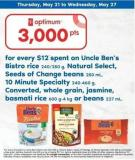 Uncle Ben's Bistro Rice 240/250 G - Natural Select - Seeds Of Change Beans 250 Ml - 10 Minute Specialty 240-460 G - Converted - Whole Grain - Jasmine - Basmati Rice 600 G-4 Kg Or Beans 227 Ml