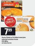 Swiss Chalet Or St. Hubert Meat Pies - 470-800 G