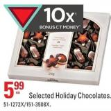 Nestle Selected Holiday Chocolates