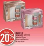 Marcelle Skin Care Gift Set