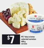 PC Feta In Brine - 400 g