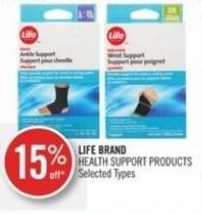 Life Brand Health Support Products