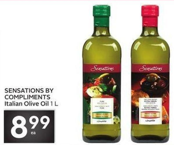 Sensations By Compliments Italian Olive Oil